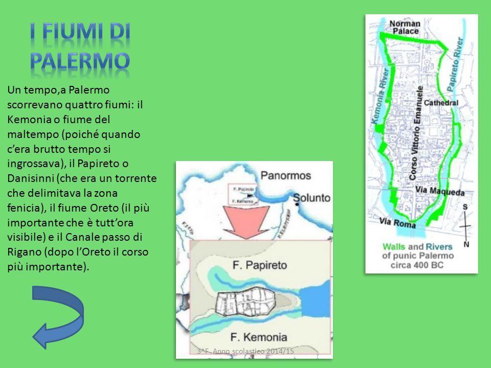 I fiumi di Palermo