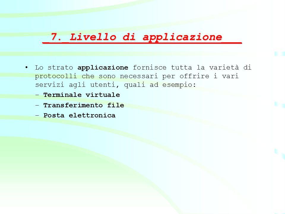 _7._Livello di applicazione___