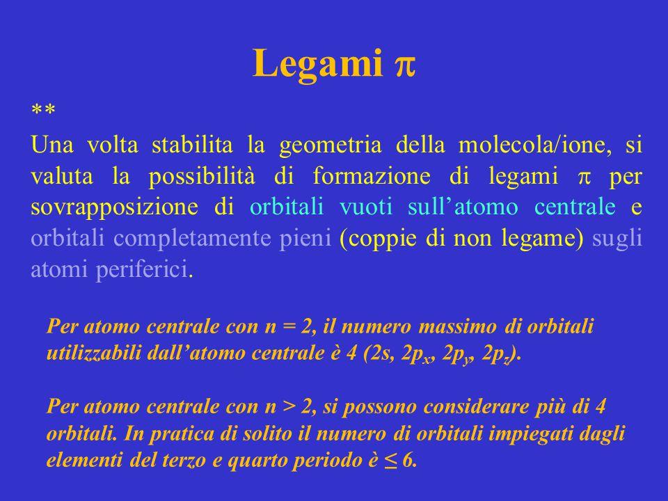 Legami p **