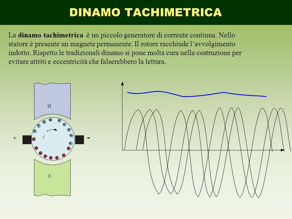 DINAMO TACHIMETRICA