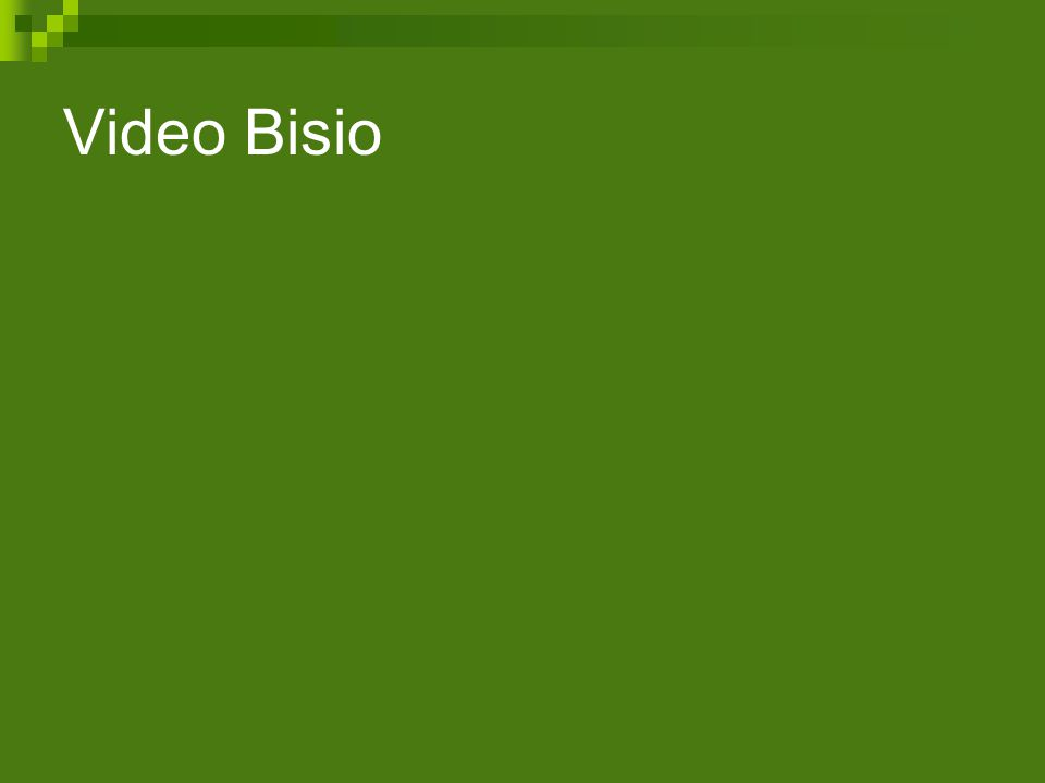 Video Bisio