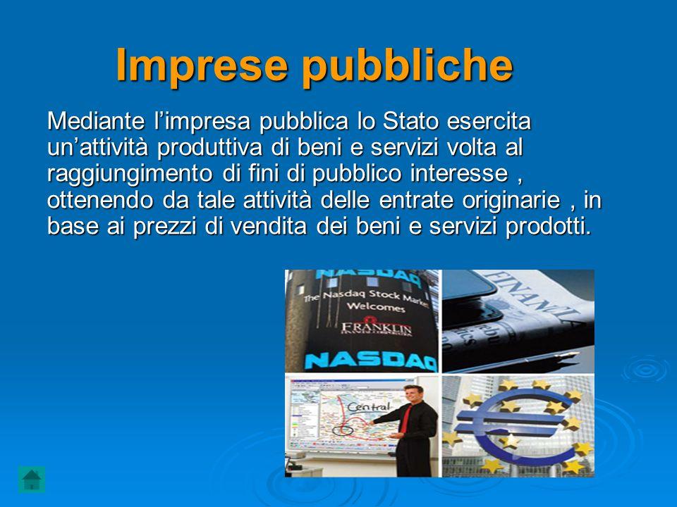 Imprese pubbliche