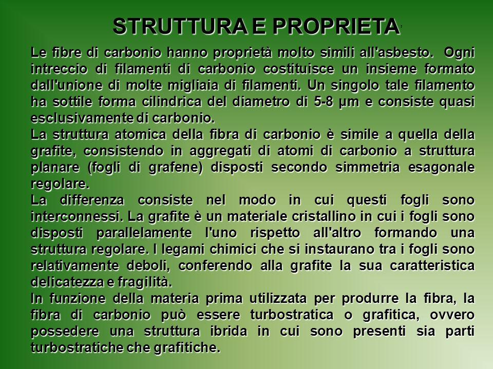 STRUTTURA E PROPRIETA'