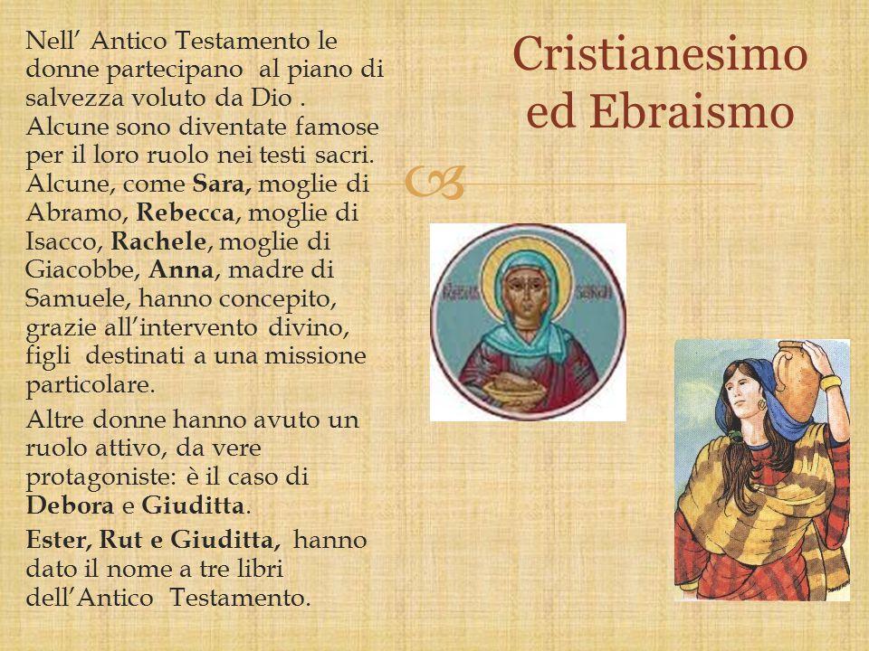Cristianesimo ed Ebraismo