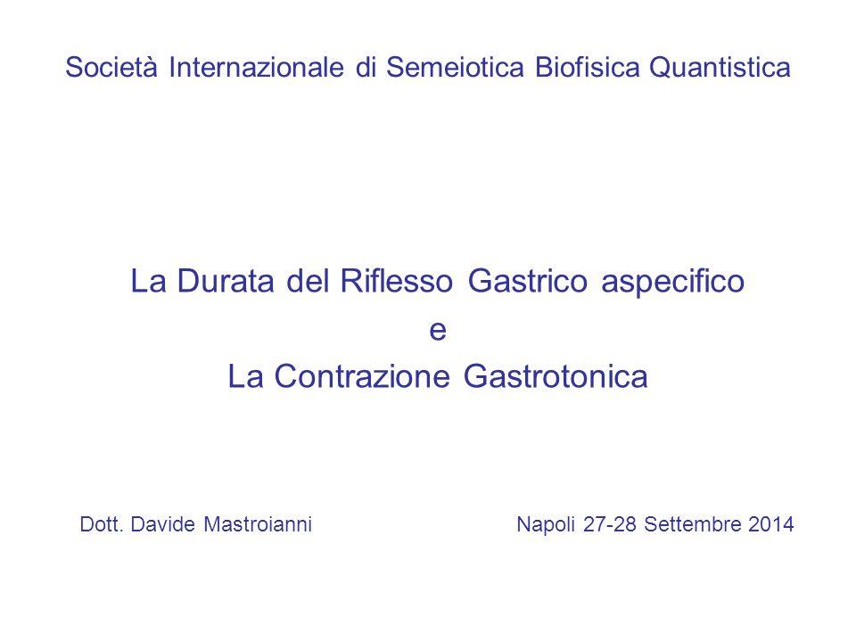 Società Internazionale di Semeiotica Biofisica Quantistica