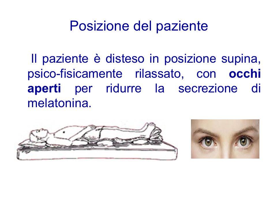 Posizione del paziente