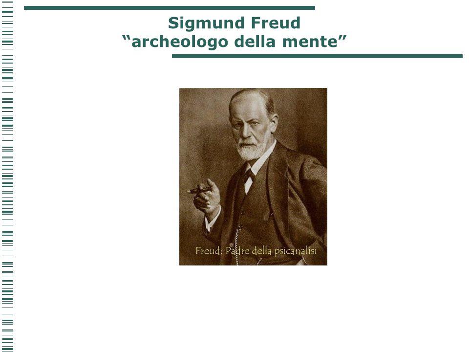 Sigmund Freud archeologo della mente