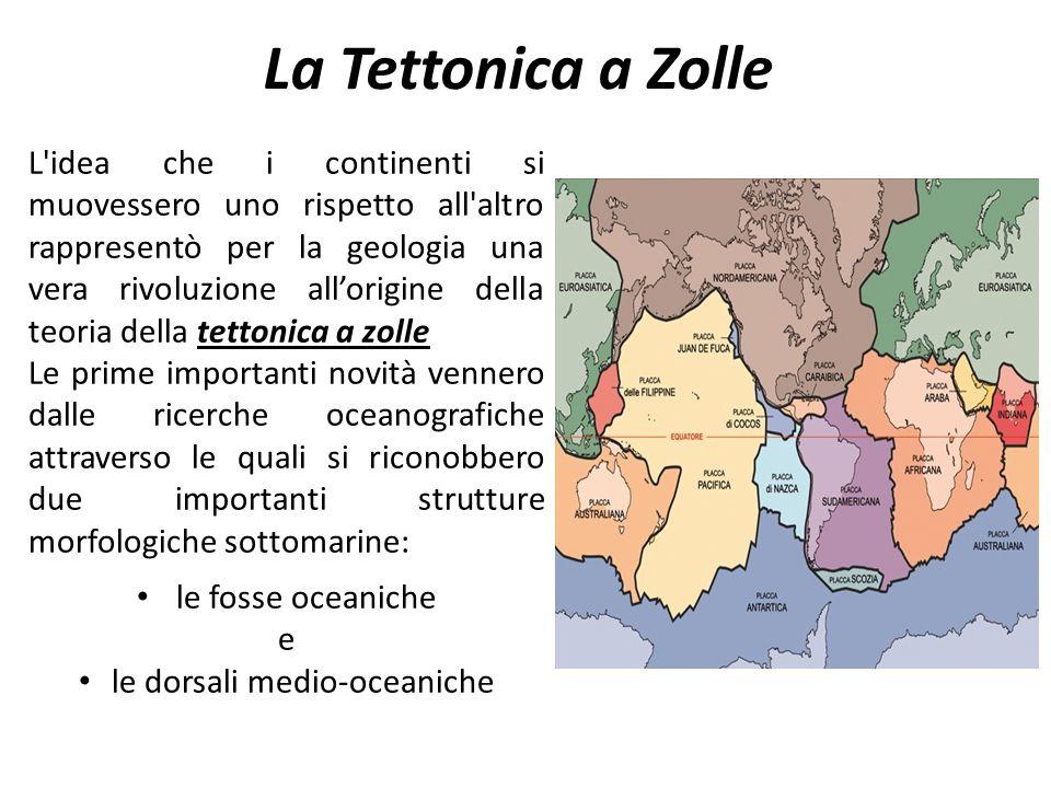 le dorsali medio-oceaniche