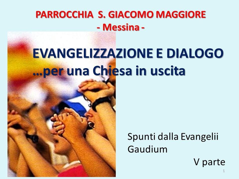 PARROCCHIA S. GIACOMO MAGGIORE - Messina -