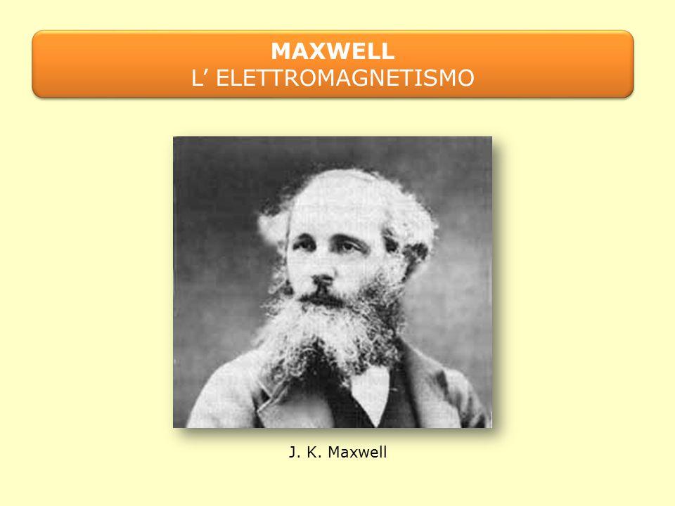 MAXWELL L' ELETTROMAGNETISMO J. K. Maxwell