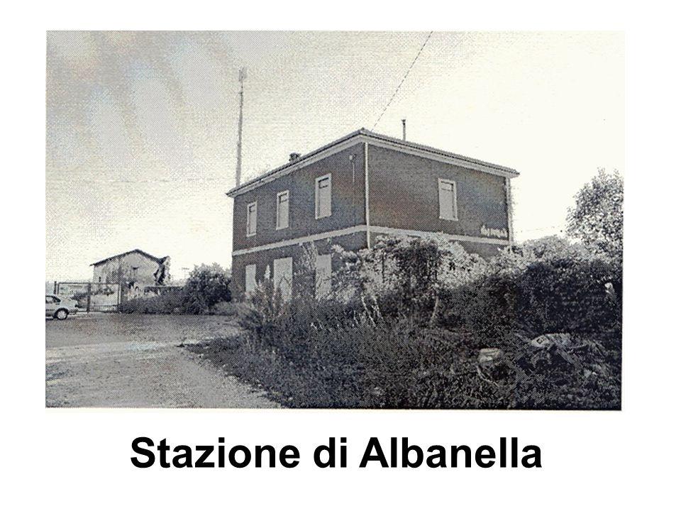 Stazione di Albanella