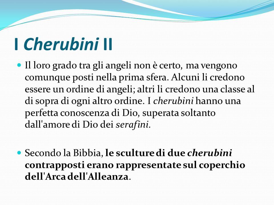 I Cherubini II
