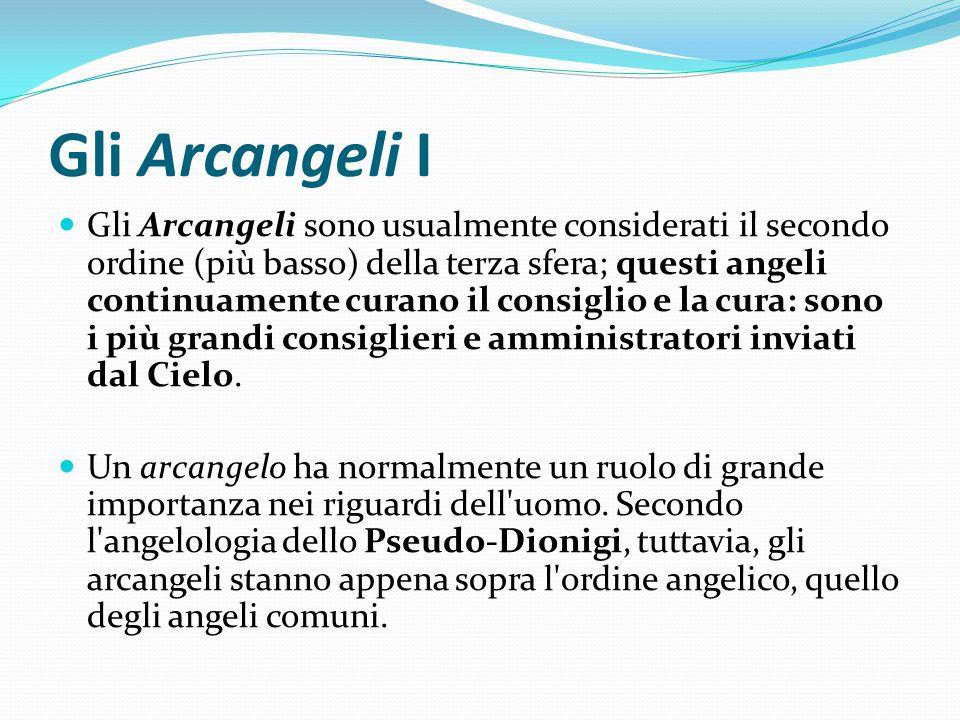 Gli Arcangeli I