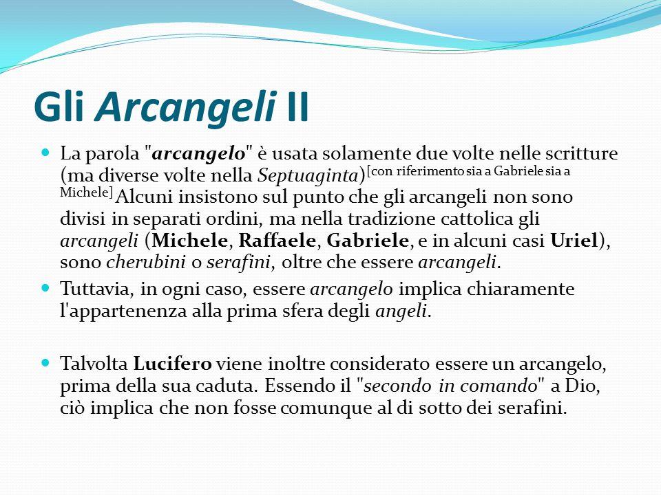 Gli Arcangeli II