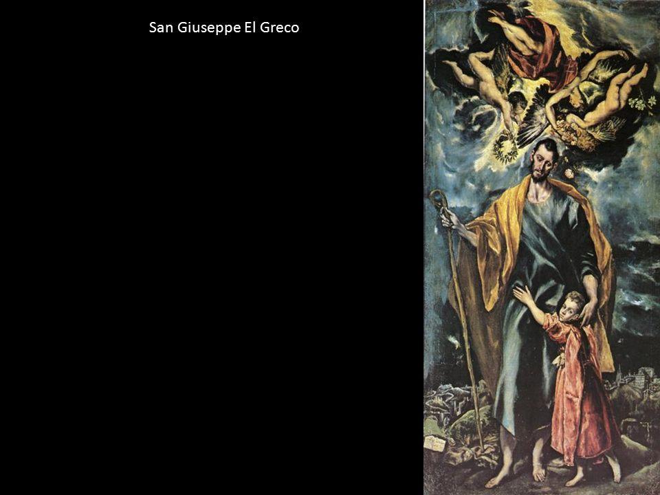 San Giuseppe El Greco
