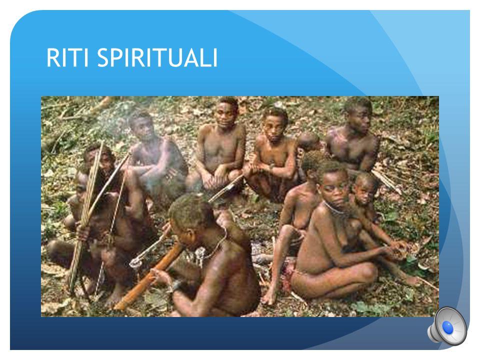 RITI SPIRITUALI