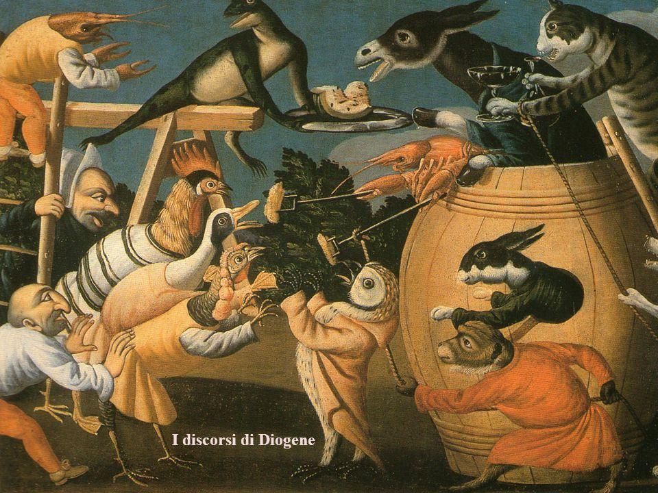 I discorsi di Diogene Michela Zucca Servizi Culturali