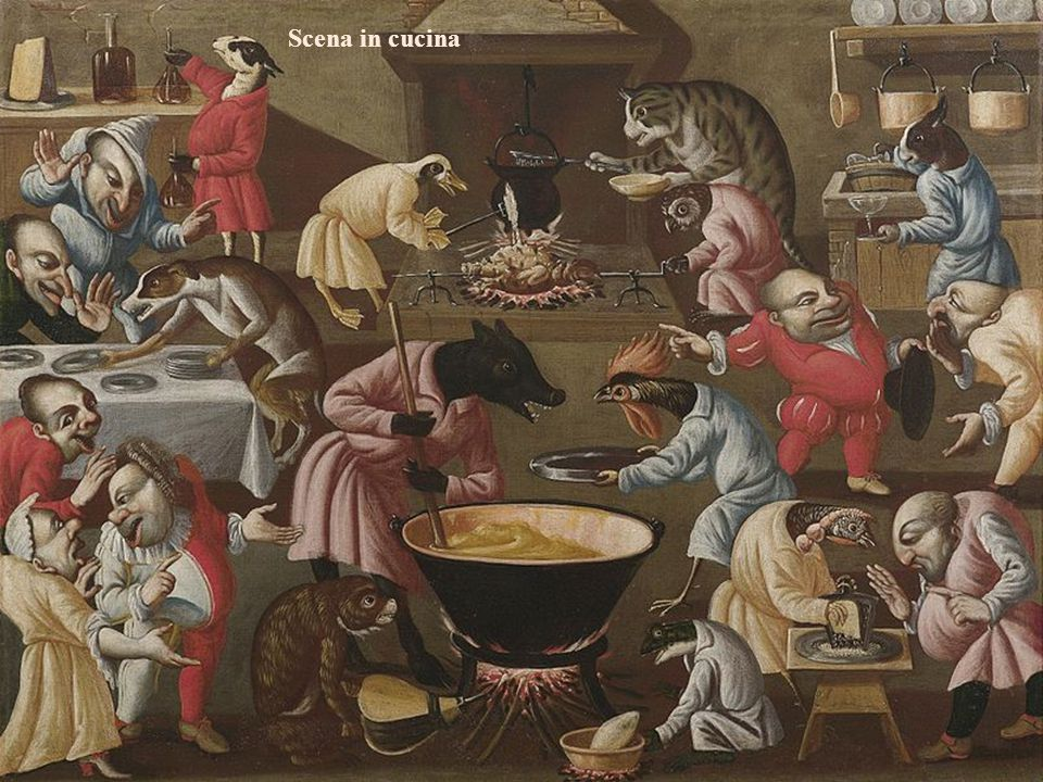 Scena in cucina Michela Zucca Servizi Culturali