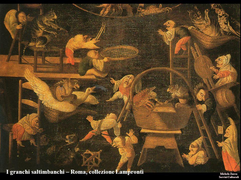 I granchi saltimbanchi – Roma, collezione Lampronti