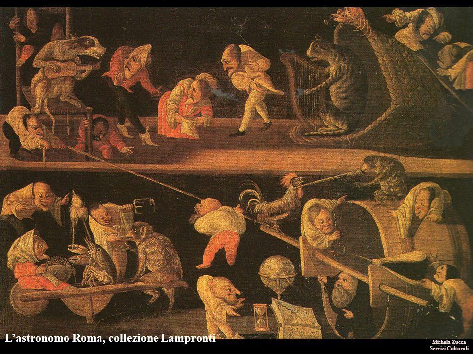 L'astronomo Roma, collezione Lampronti