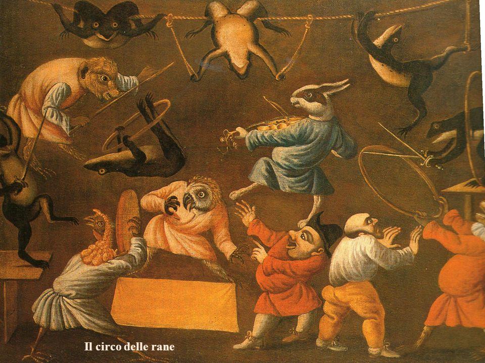 Il circo delle rane Michela Zucca Servizi Culturali