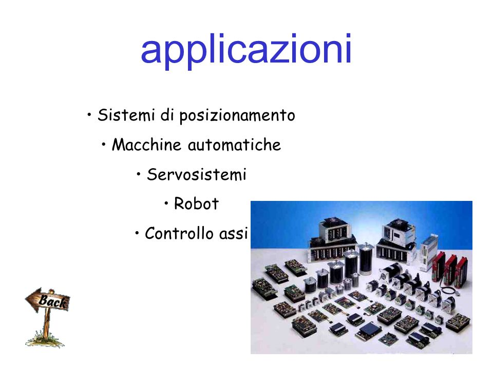 Sistemi di posizionamento