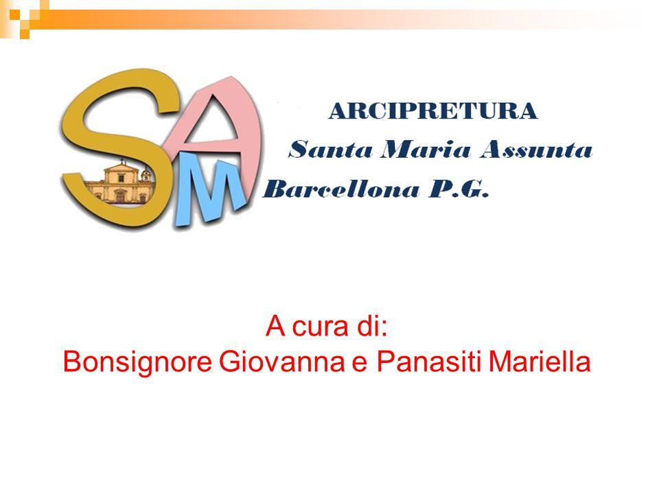 Bonsignore Giovanna e Panasiti Mariella