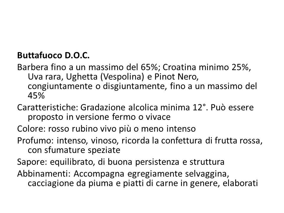 Buttafuoco D.O.C.