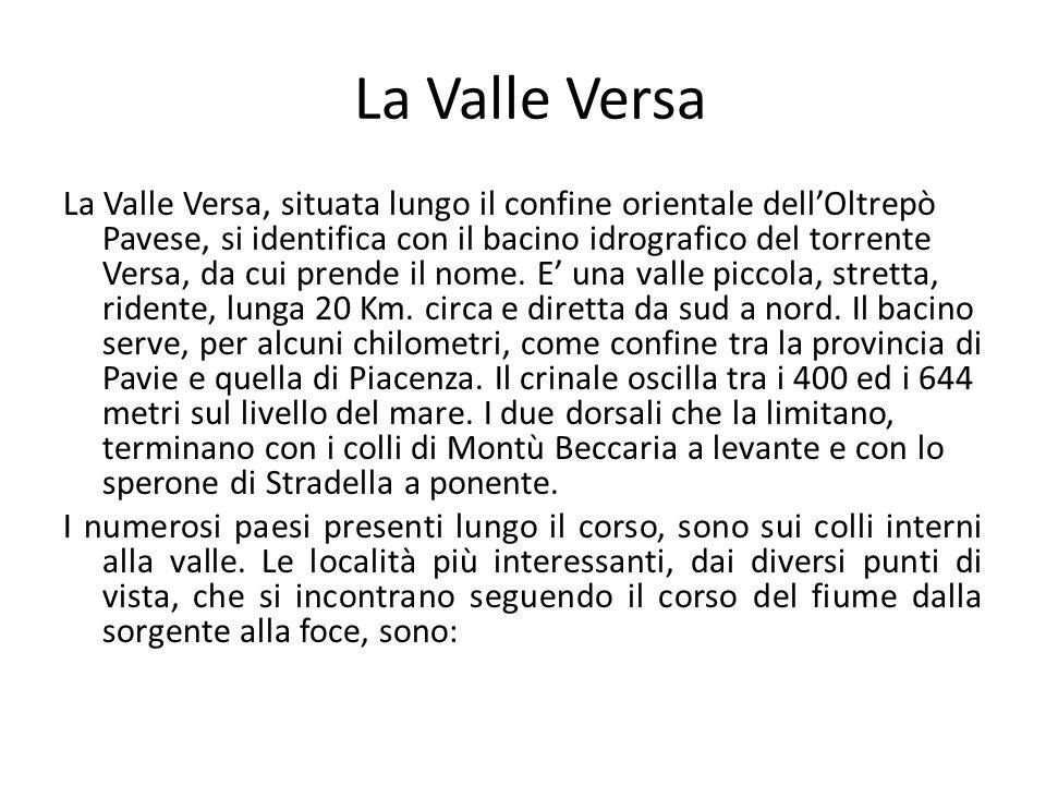 La Valle Versa