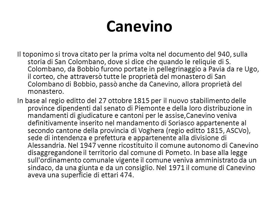 Canevino