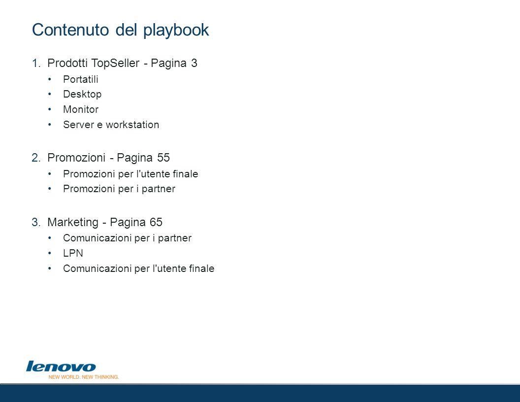 Contenuto del playbook