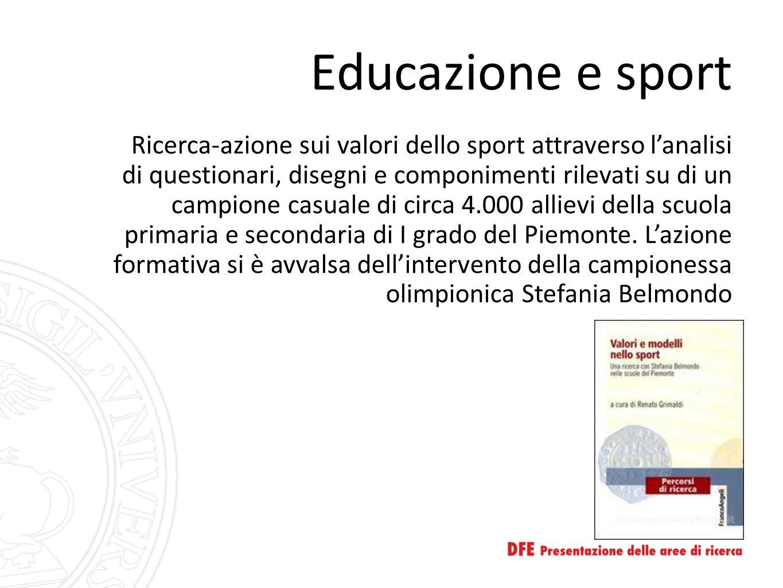 Educazione e sport