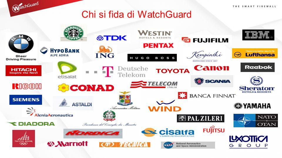 Chi si fida di WatchGuard