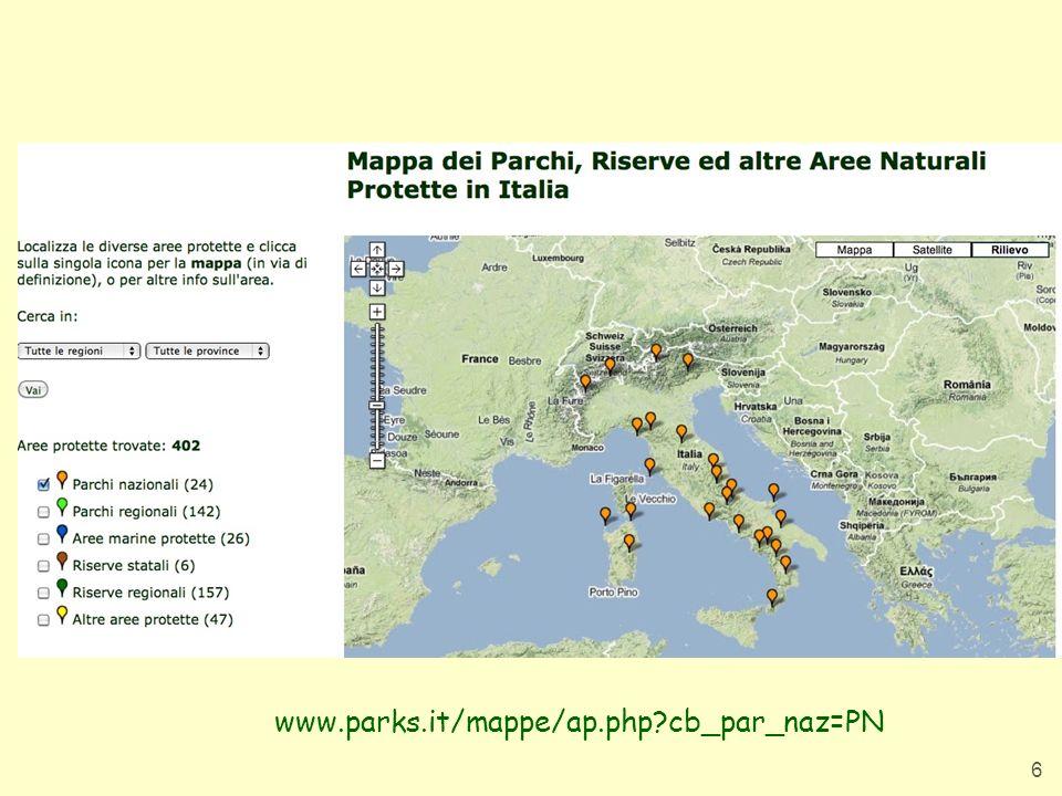 www.parks.it/mappe/ap.php cb_par_naz=PN