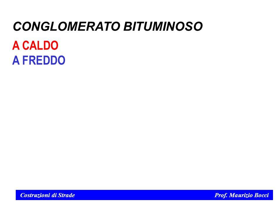 CONGLOMERATO BITUMINOSO