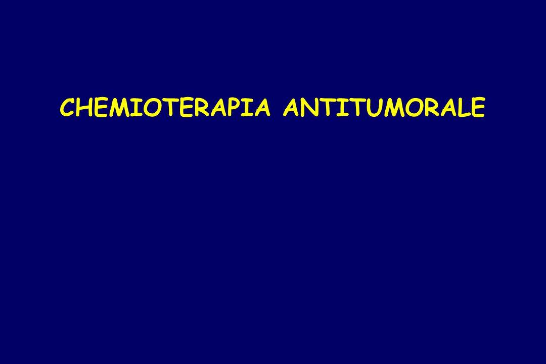 CHEMIOTERAPIA ANTITUMORALE