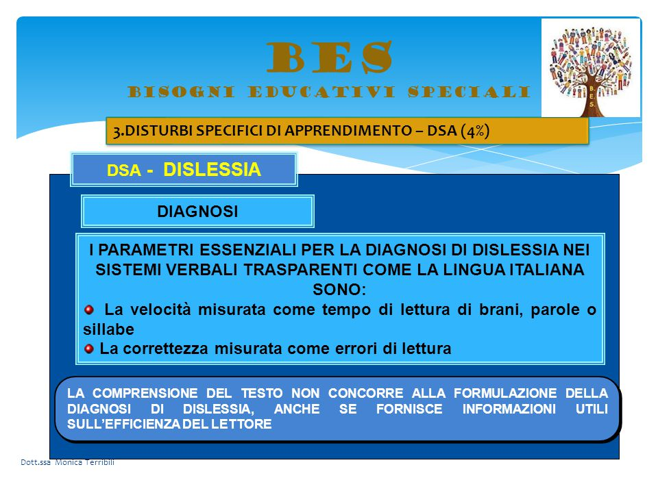 BES bisogni educativi speciali