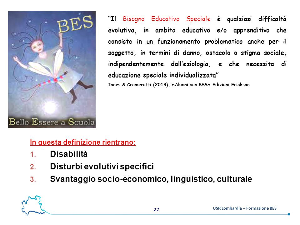 Disturbi evolutivi specifici