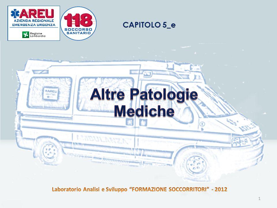 Altre Patologie Mediche