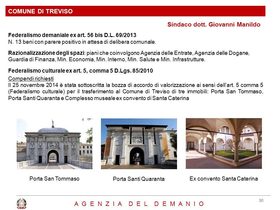 Ex convento Santa Caterina