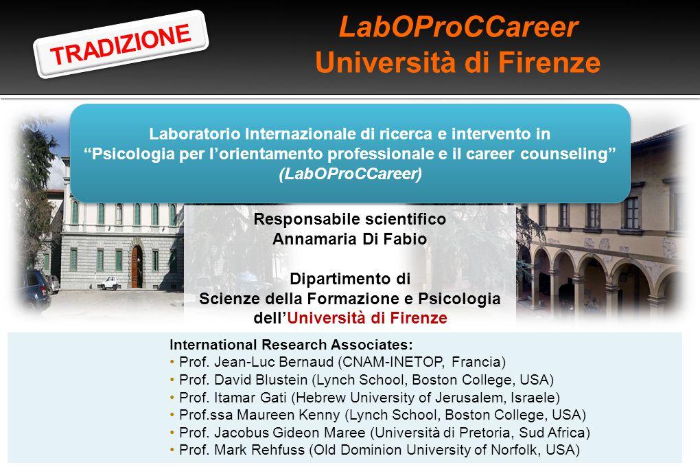 LabOProCCareer Università di Firenze
