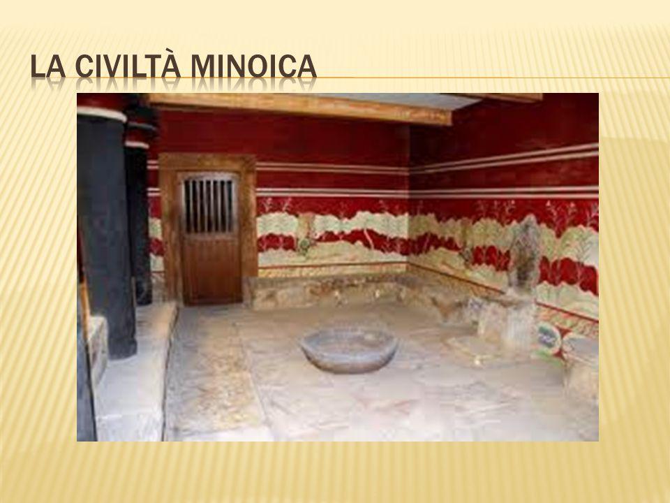 La civiltà minoica