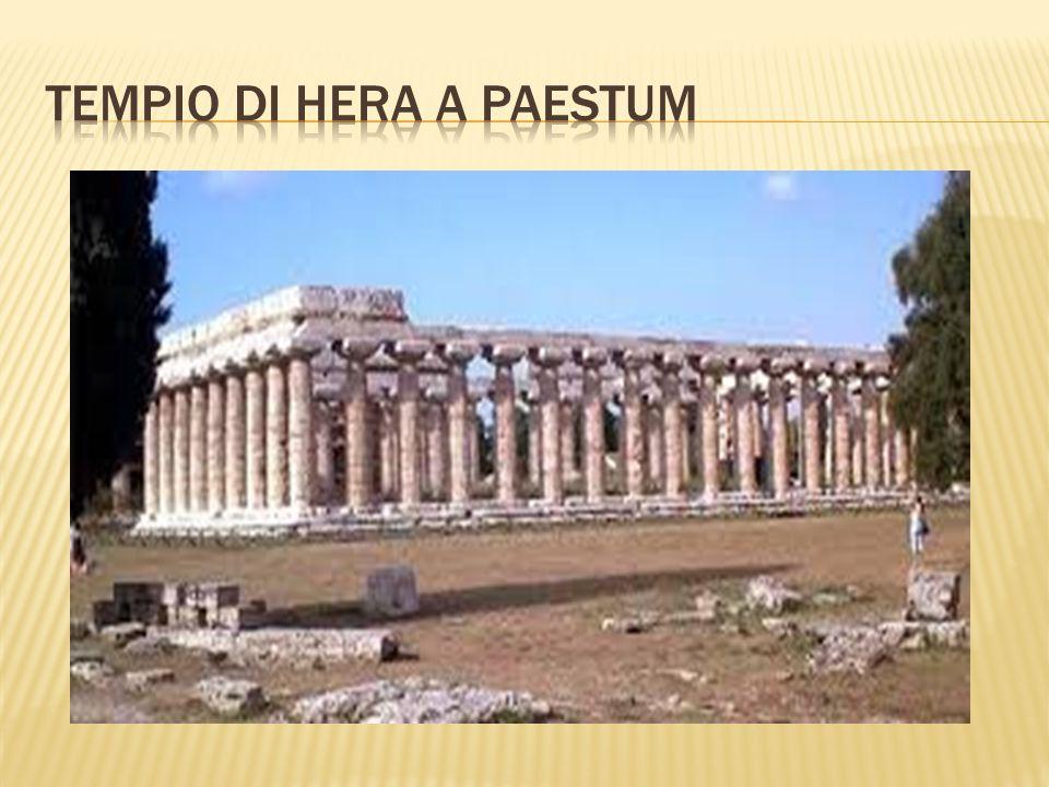 Tempio di hera a paestum