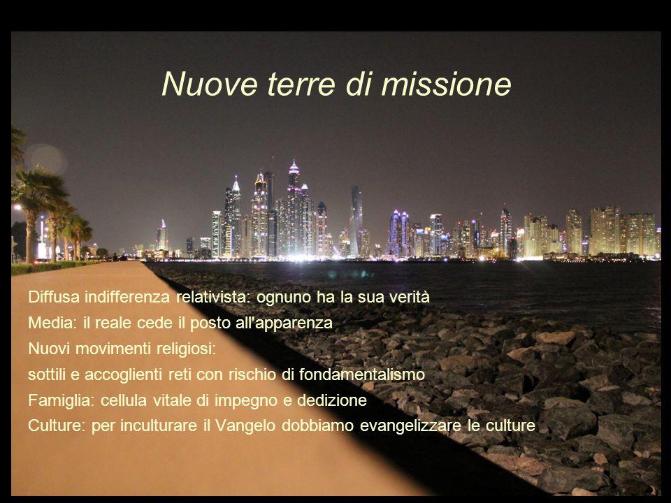 Nuove terre di missione