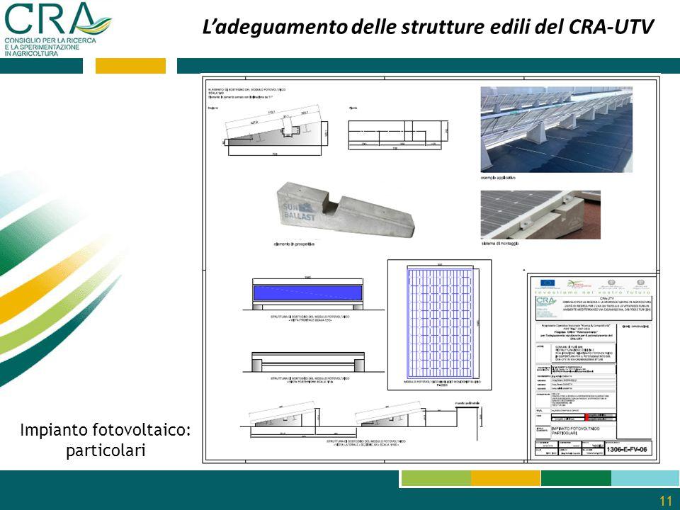 Impianto fotovoltaico: particolari