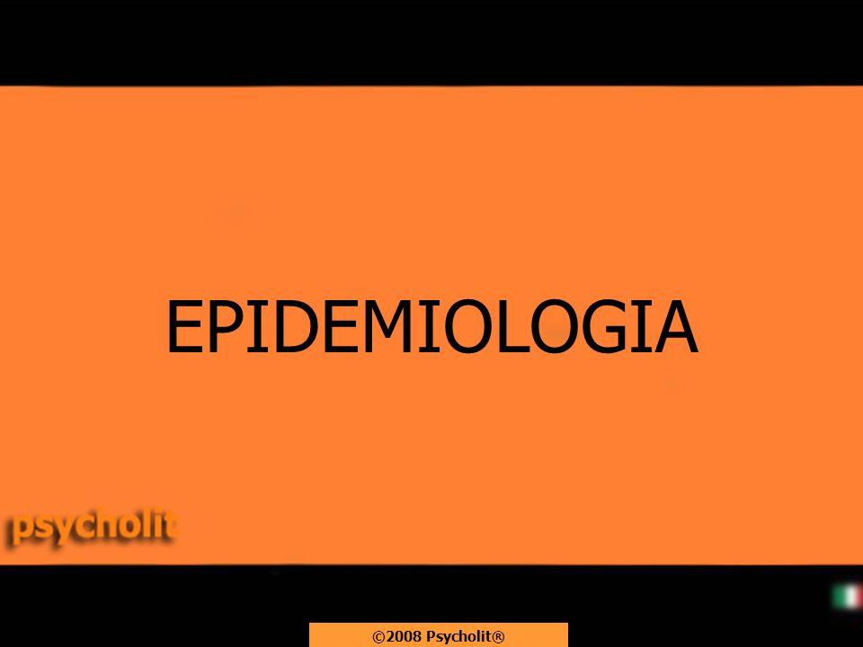 EPIDEMIOLOGIA ©2008 Psycholit®