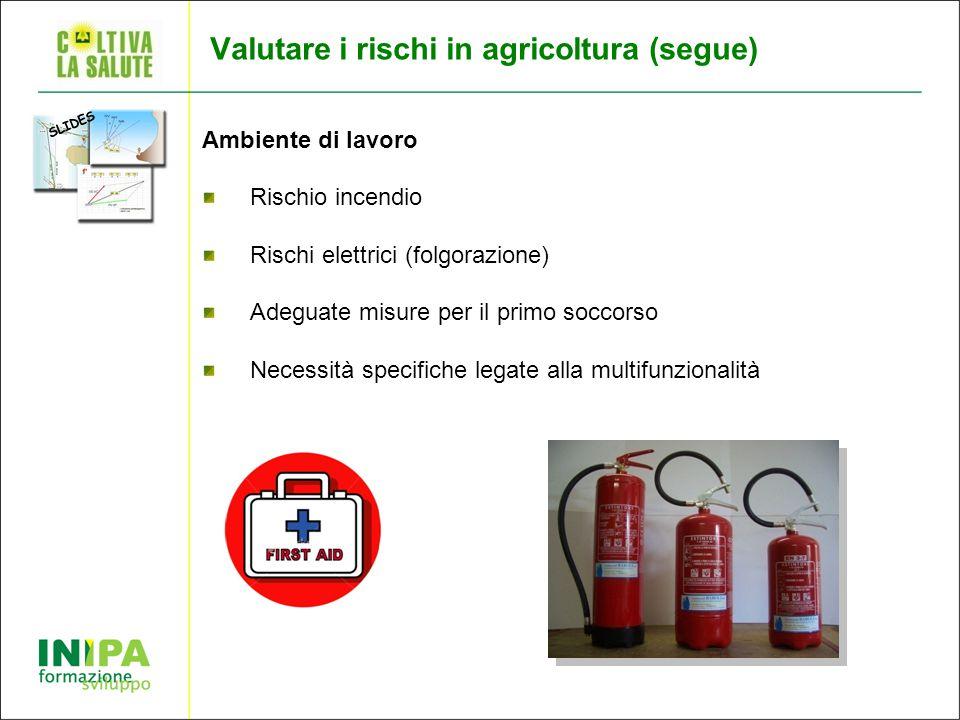 Per una filiera agricola tutta italiana ppt scaricare - Rischi in cucina ppt ...