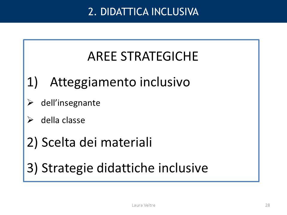 Atteggiamento inclusivo