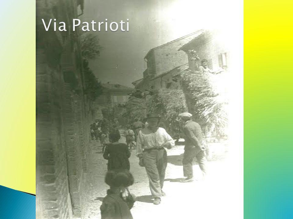 Via Patrioti