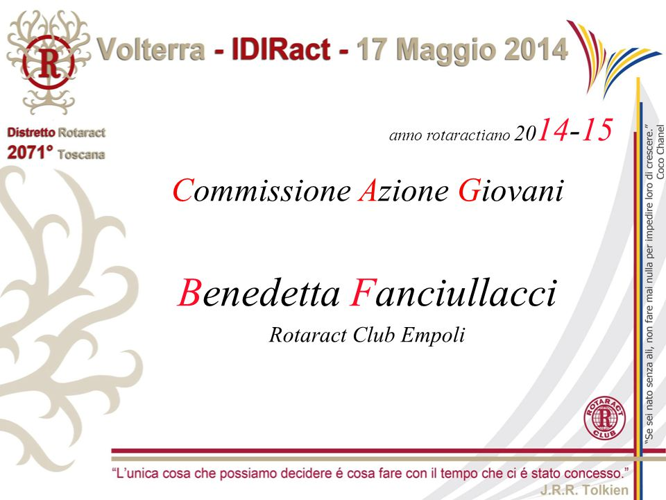 Benedetta Fanciullacci